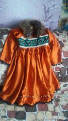 Костюм лисички 5-8 лет