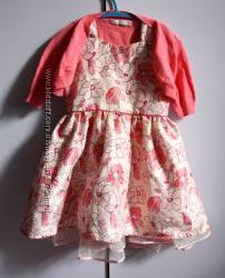 Нарядное платье с болеро Cool Club