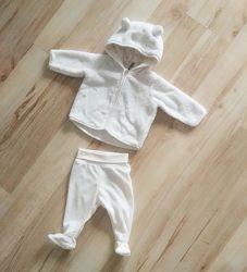 Мягенький костюмчик для малышей от H&M