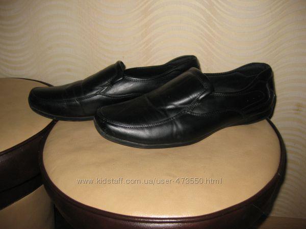Туфли кожаные р 46 по стельке 29 см