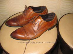 туфли кожа, Лакосте фирма размер 41.