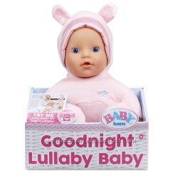 Музыкальная кукла Baby Born Колыбельная Goodnight Lullaby Realistic 916205