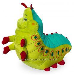 Мягкая игрушка гусеница Хаймлих Приключения Флика Heimlich Disney