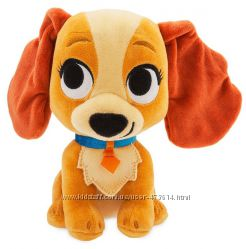 Мягкая игрушка собака Леди - Леди и Бродяга - Lady and the Tramp Disney
