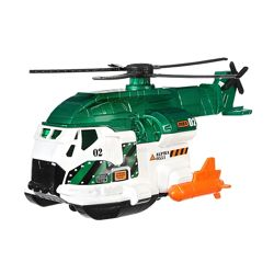 Машинка Вертолёт Matchbox Work-Ready Cloud Chopper 124 Mattel, 18 см