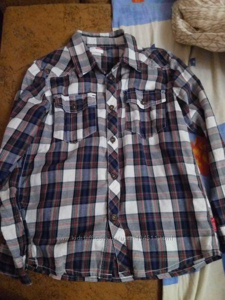 Рубашки На рост 128 см