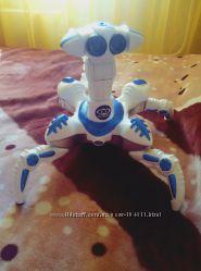 робот крабик