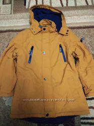 Демисезонные курточки на 7-9 лет