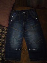 джинсики на 104 см-110 см