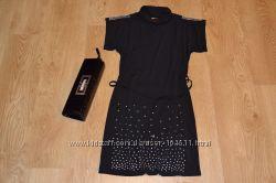 Черное платье, Италия