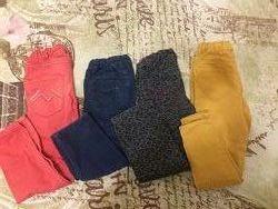 Джинси, джинсы, штани H&M, Mexx, George