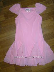 Нарядное платье на 4-5 и 6-7 лет