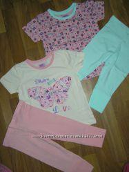 Пижамы девочкам и мальчикам от 9 мес. до 5 лет  халат мальчику на 4-5 ле