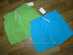Пляжные шорты на мальчиков от 2-х до 14 лет