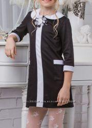 Платье школьное в стиле Шанель р. 146