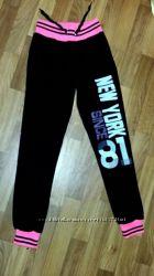 Спортивные брюки с начесом 5-12 лет. Выбор моделей, черные, серые, синие
