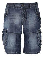 Шорты джинсовые р.58