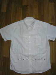 Школа - рубашки, поло, свитера, гльфы на мальчика 6-13 лето