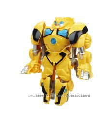 Трансформер Бамблби из серии Playskool Heroes Transformers Bumblebee
