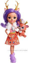 Кукла олененок Enchantimals Danessa Deer Doll