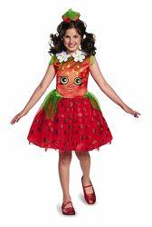 Карнавальный костюм Shopkins Strawberry Клубничка