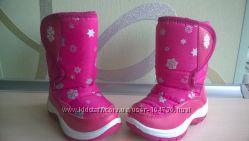 Новые зимние сапожки-ботинки-дутики
