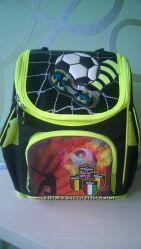 Школьный каркасный ортопедический рюкзак