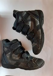 Теплые  ботинки на флисе Buddy dog 30р 19,5 см
