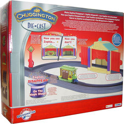 Зеффи в цирке Chuggington Die-Cast