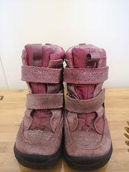 Зимние ботинки екко размер 24