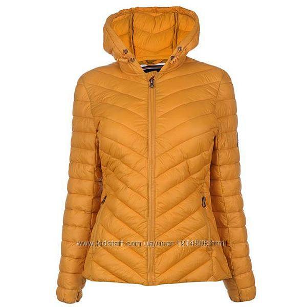 Женская демисезонная куртка SoulCal Micro Bubble Jacket Ladies