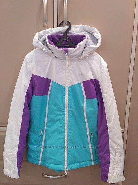 Куртка лыжная бу 46р.