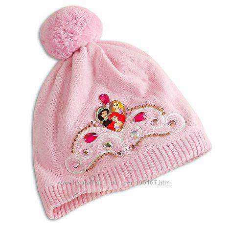 Теплая шапка принцессы Дисней Америка
