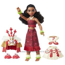 Кукла Моана с короной от Hasbro