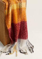 Большой шарф Mango