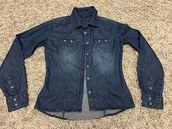 Джинсовая рубашка Mexx