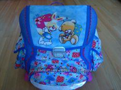 Ортопедический ранец для младшей школьницы