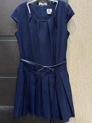 Школьное платье р.134