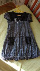 Платье для школы  р. 140