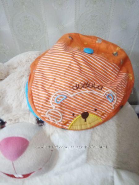 Кепочка- панамка для малыша