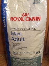 Сухой корм для собак Royal Canin Maxi