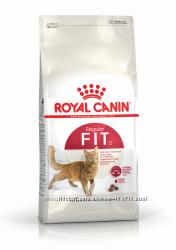 Royal Canin Fit - 32 для домашних котов2кг 4кг  10кг Роял Канин Фит