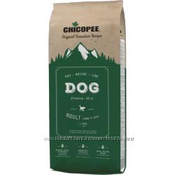 Сухой корм Chicopee Pro Nature для собак АКЦИЯ