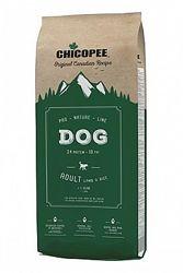 Сухой корм для собак CHICOPEE Чикопи