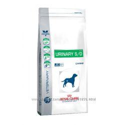 Royal Canin Роял Канин URINARY - лечебный корм для собак
