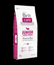Brit Care Junior Large Breed Lamb & Rice Корм для