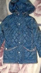 Демисезонная стеганная куртка Bellini