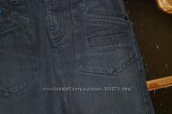 Черные джинсы Некст