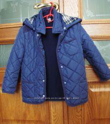 Демисезонная куртка Зара 5 лет