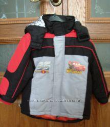 Демисезонная куртка Тачки